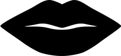Popisovací tabule POLIBEK s popisovačem a lepící páskou, černá(FB-KISS)