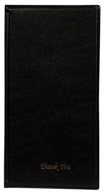Desky na účtenku BASIC, černá(MC-BRBP-BL)