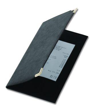 Desky na účtenku CLASSIC, černá(MC-CRBP-BL)
