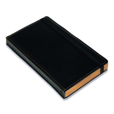 Krabička na mince a bankovky černá guma(MC-DBBP-BL)