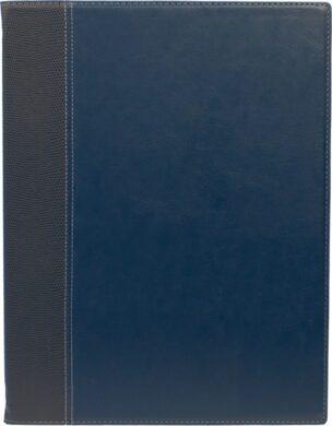 Jídelní lístek TRENDY A4, modrá, bez označení MENU(MC-NLOG-TRA4-BU)