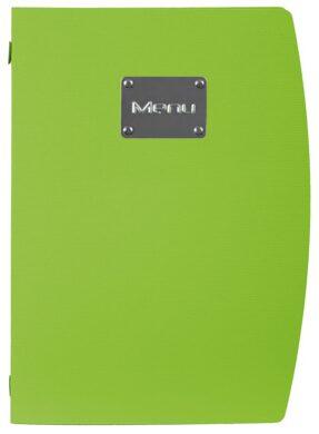 Jídelní lístek RIO A4, zelená(MC-RCA4-GR)
