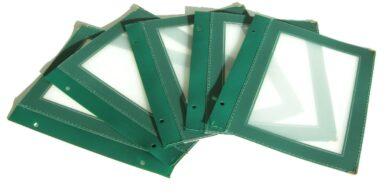 Vložky k jídelním lístkům WOOD A5, zelená (5 ks)(MC-WIA5-GR)