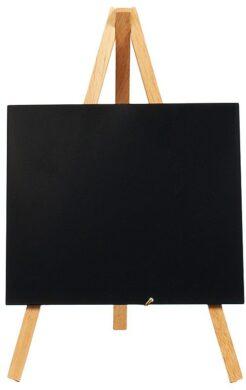Stolní stojánek s popisovací tabulkou MINI (1ks),Přírodní(MNI-B-KR-1)