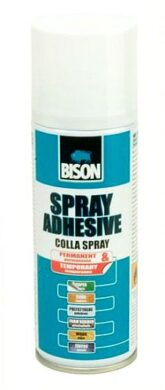 BISON SPRAY ADHESIVE 200ml  (OST1880)