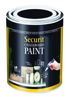 Nátěrová barva na 30 m2, 2,5 kg, barva černá(PNT-BL-LA)