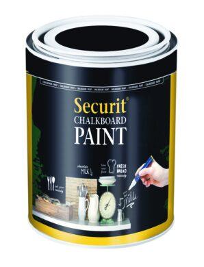 Nátěrová barva na 3 m2, 0,25 kg, barva černá(PNT-BL-SM)