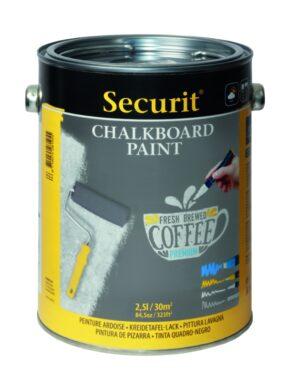 Nátěrová barva na 30 m2, 2,5 kg, barva šedá(PNT-GY-LA)