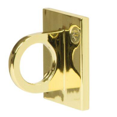Úchyt na stěnu zábranového systému CLASSIC, zlatý(RS-CLWH-GO)