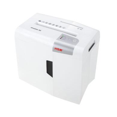 HSM ShredStar X8 4,5x30 mm White Skartovací stroj(SK00005w)