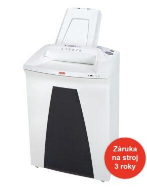 HSM Securio AF500 4,5x30 mm Skartovací stroj s podavačem dokumentů(SK01047)