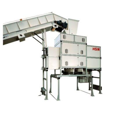 HSM TriShredder 6060 (7,5 x 40-80 mm)(SK01070)
