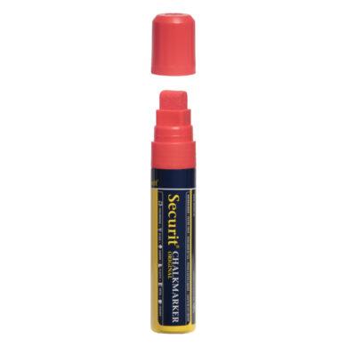 Silný popisovač, šířka hrotu 7-15 mm, červená(SMA720-RD)