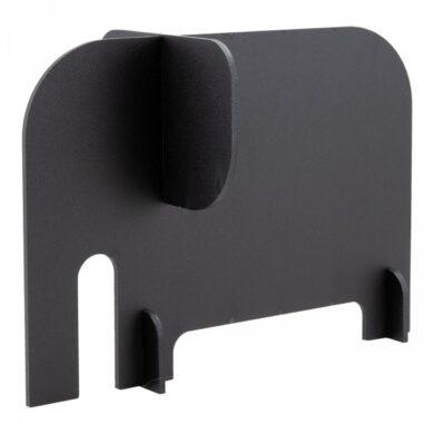 3D popisovací stojánková tabulka na stůl ve tvaru zvířátka, s popisovačem(T3D-ELEPH)