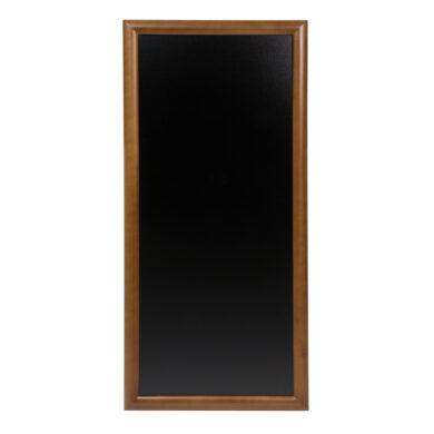 Nástěnná popisovací tabule LONG 56x120 cm, tmavě hnědá(WBL-DB-120)
