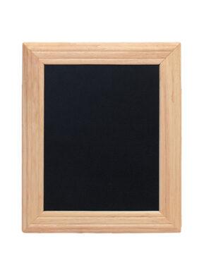 Nástěnná popisovací tabule UNIVERSAL, 30x40 cm, přírodní dřevo(WBU-B-30)