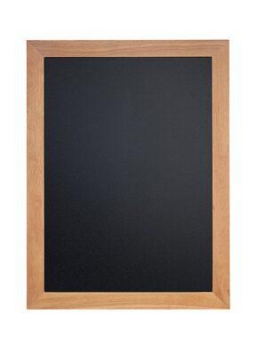 Nástěnná popisovací tabule UNIVERSAL, 60x80 cm, teak(WBU-TE-60)
