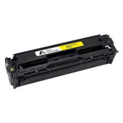 Select toner KATUN HP CC532A, Canon CRG718 New Build Yellow