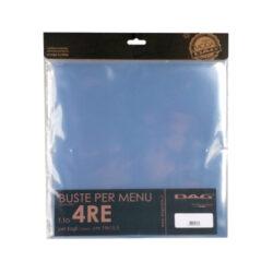 Vložky do jídelních lístků DAG Style formát 4RE, 10 ks(BUX4RE)