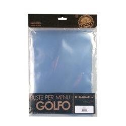 Vložky do jídelních lístků DAG Style formát GOLFO, 10 ks(BUXGO)