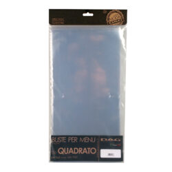 Vložky do jídelních lístků DAG Style formát QUADRATO, 10 ks(BUXQU)