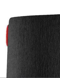 Jídelní lístek DAG Style formát A4, černá celulóza, BACCO(COA436M)