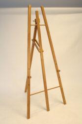 Dřevěný třínohý stojan 165 cm, teak(EZL-TE-165)