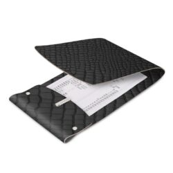 Desky na účtenky DAG Style, provedení LIGHT, Black Kroko