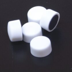 Bílý magnet do informačních tabulí