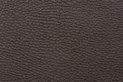 Jídelní lístek A4, kůže, jemnější povrch, kovový štítek, hnědý(MC-LRA4-RWBR)
