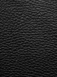 Podložka 33x45 cm, kůže, hrubší povrch, černá(MC-LRPM-RWBL)