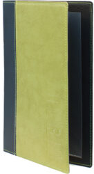 Jídelní lístek TRENDY A5, zelená(MC-TRA5-GR)