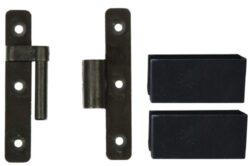 Universální tabule MULTIBOARD 115x60 cm, černá(SBM-BL-115)