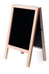 1 stojánek s popisovací tabulkou, lakovaný Plain(SBS-B-MNI)