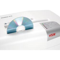 HSM Shredstar X13 4x37 mm White Skartovací stroj(SK00007w)