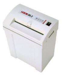 HSM 80.2 3,9 mm Skartovací stroj-Skartovací stroj ke stolu