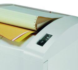 HSM 390.3 3,9 Skartovací stroj - doprodej(SK0041X1)