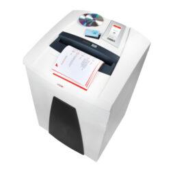 HSM SECURIO P40i  4,5x30 mm Skartovací stroj   s CD vstupem(SK0085I)