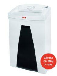 HSM SECURIO B22  3,9 mm Skartovací stroj-Stroj do kanceláře s dlouhou životností (cca. 10 let)