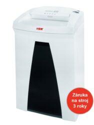 HSM SECURIO B22  5,8 mm Skartovací stroj-Stroj do kanceláře s dlouhou životností (cca. 10 let)