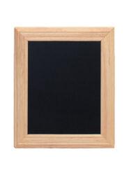 Nástěnná popisovací tabule UNIVERSAL, 30x40 cm, přírodní dřevo
