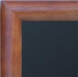 Nástěnná popisovací tabule UNIVERSAL, 30x40 cm, tmavě hnědá(WBU-DB-30)
